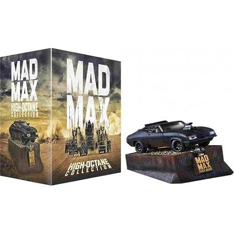 """Mad Max : Coffret intégrale - voiture et version inédite """"Black and Chrome"""" 51P5r52uV-L._SX466_"""