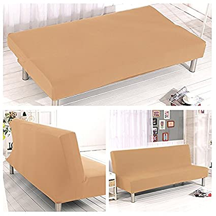 AimdonR - Funda de sofá Cama para Mascotas, Color sólido, Plegable, elástica ,