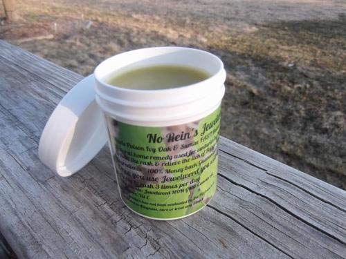 No Rein's Jewelweed Salve 10 pack Poison Ivy Relief!