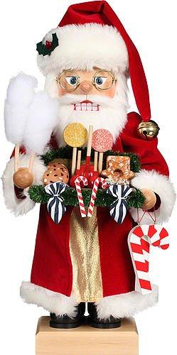 Ulbricht Nutcracker–Santa Candy 2018