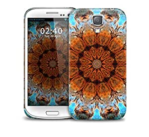 abstract bold kaleidoscope pattern Samsung Galaxy S4 GS4 protective phone case