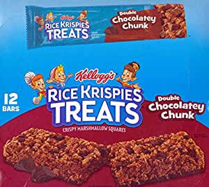 Amazon.com: Rice Krispies Treats Big Bar, Double Chocolate ...