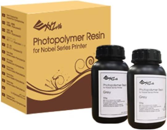 XYZprinting RUGNRXTW01E Resina Blanco 500g material de impresión ...