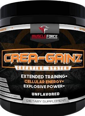 Crea-Gainz Advanced Creatine System Formula
