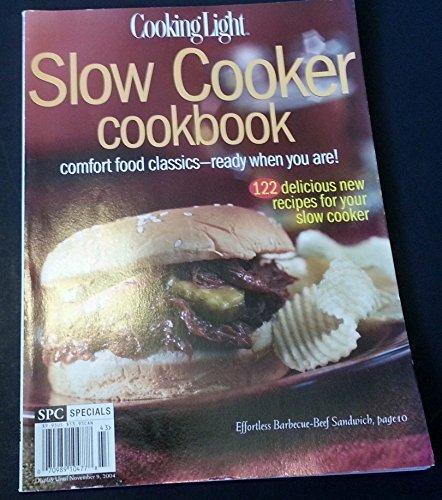 crock pot light cooking book - 8