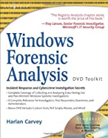 Windows Forensic Analysis Including DVD Toolkit Front Cover