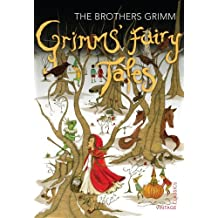 Grimms' Fairy Tales (Vintage Childrens Classics) by The Brothers Grimm (6-Jun-2013) Paperback