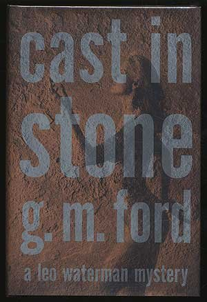 book cover of Cast in Stone