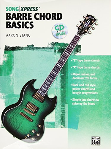 - Barre Chord Basics for Guitar, Vol. 1