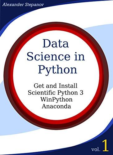 Data Science in Python. Volume 1