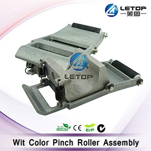 (Printer Parts Printer Pinch Roller Assembly for WIT-Color Solvent Printer)