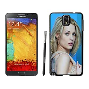 New Fashion Custom Designed Skin Case For Samsung Galaxy Note 3 With Laura Chiatti Blonde Phone Case Cover