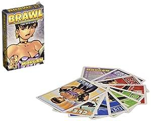 Amazon.com: Brawl Morgan Juego de cartas: Toys & Games