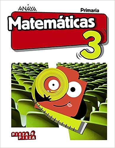 Solucionario De Matemáticas 3 De Primaria Anaya De 2021 Gratis