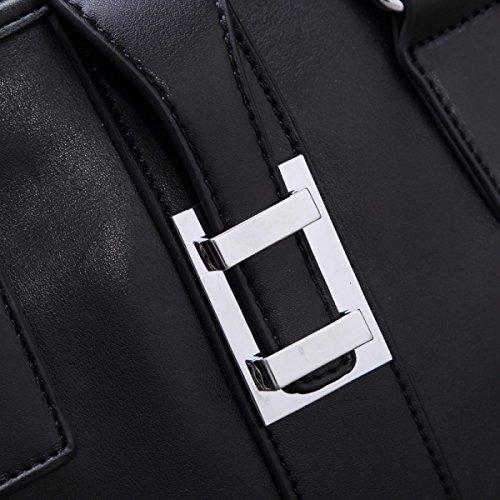 Männer Business Casual Schultertasche Messenger Bag Aktentasche