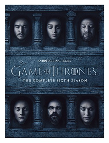Game of Thrones: The Complete 6th Season (Game Of Thrones Box Set 1 7)
