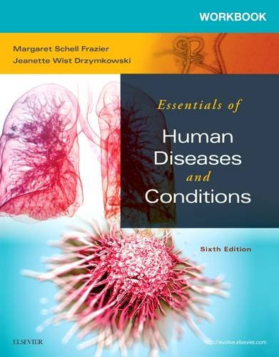 Workbook for Essentials of Human Diseases and Conditions, 6e