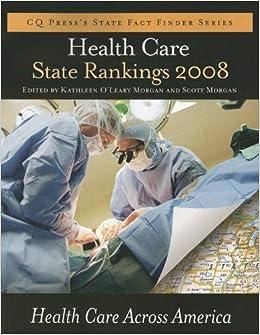 Descargar Libros Ebook Health Care State Rankings: Health Care Across America Libro Patria PDF