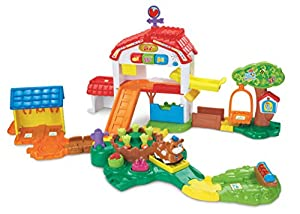 vtech baby toot toot animals farm toys games. Black Bedroom Furniture Sets. Home Design Ideas