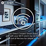 C by GE Full Color Direct Connect LED Strip Lights (80-inch Smart LED Strip Light + Power Supply), Bluetooth/Wi-Fi LED… 9