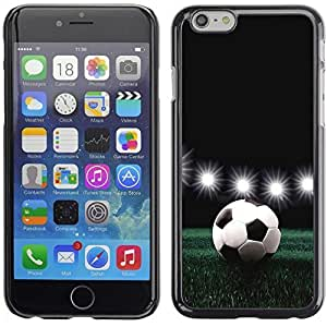 Graphic4You Soccer Football Sports Design Hard Case Cover for Apple iPhone