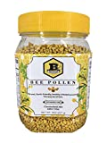 Bee Pollen Granules-8oz-By Beesworks 100% Pure, Natural, Unprocessed Bee Pollen