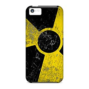 New Arrival Case Cover With NepZO5370THNQy Design For Iphone 5c- Radioactive Hd