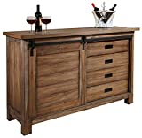 Product review for Howard Miller Homestead Wine and Bar Storage Cabinet
