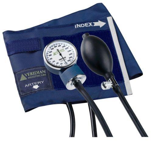 Veridian 02-1084 Latex-free Aneroid Sphygmomanometer, Infant by Veridian Healthcare (Veridian Health Care Latex)