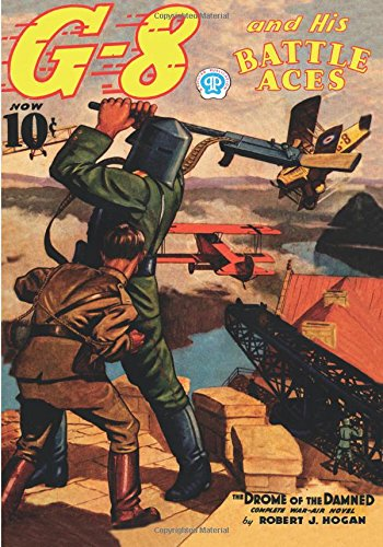 G-8 And His Battle Aces #51 pdf epub
