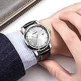 COOKI Men's Watch Fashion Bracelet Stainless Steel