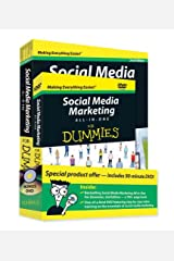 Social Media Marketing All-in-One For Dummies, Book + DVD Bundle Paperback