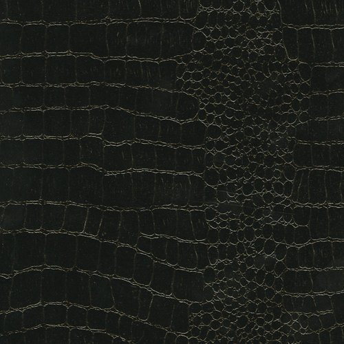 Entertaining with Caspari Continuous Wrapping Paper Roll, Crocodile Black ()