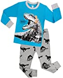 Children Dinosaur Pajamas For Boys Christmas PJs Kids Clothes Size 6 Years