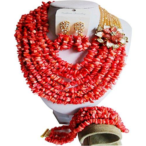 laanc African Nigerian Beads F