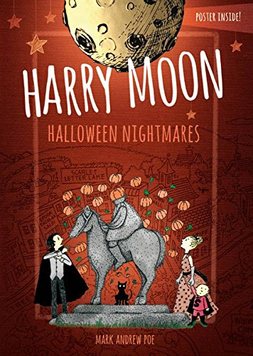 Halloween Nightmares - Color Edition: The Amazing Adventures Of Harry Moon
