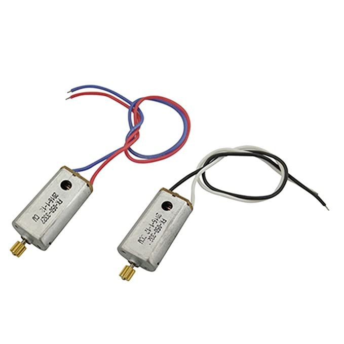 2Pcs Drone Parts CW CCW Motor para MJX X101 Quadcopter Multicopter ...