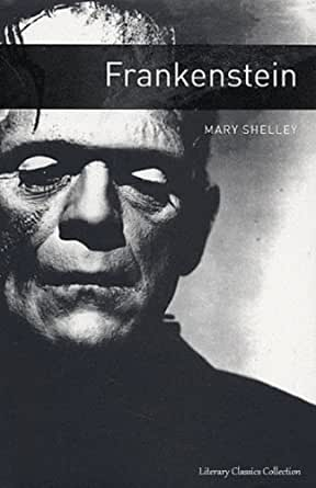 literary analysis of the novel frankenstein by mary shelley Dive deep into mary shelley's frankenstein with extended analysis, commentary,  and  frankenstein is an epistolary novel told in the form of letters from robert  walton to his sister in this  (critical guide to settings and places in literature.