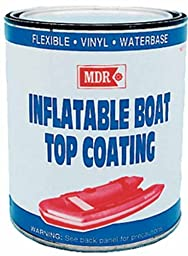 Mdr Inflat.Boattop Coating Gray Qt [Misc.]