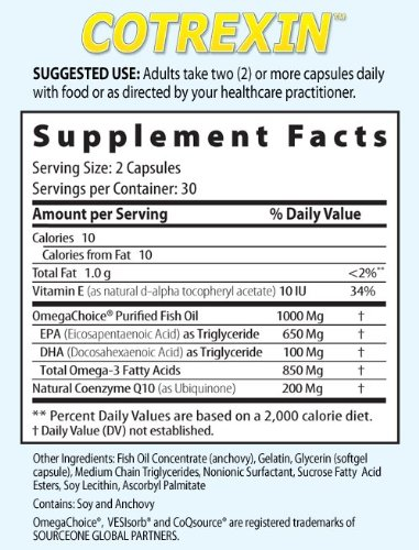 Cotrexin (90 Day Supply)