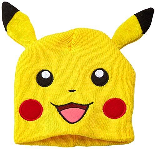 Bonnet-Pokmon-Pikachu-Avec-Oreilles-Importacin-Francesa
