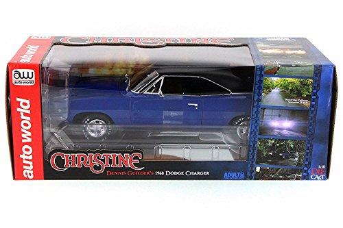 1968 Dodge Charger Hardtop Blue