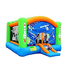 DorisAA-Toys Castillo Hinchable Inflable Casa Niños Inflable ...