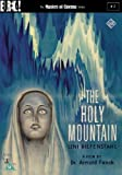 The Holy Mountain - Masters of Cinema series [DVD] [1926]
