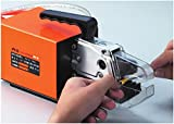 Wovier Pneumatic Air Powered Wire Terminal Mobile Crimping Machine Am-10 Pneumatic Crimper for Terminals Crimping up to 16mm2 Max