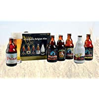 6 bieres belges exclusives (Augustijn Gulden Draak Piraat)