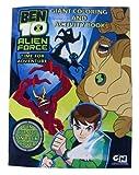 Ben 10 Coloring & Activity Book - Ben10 Alien Force Coloring Activity Book by Cartoon Network by Cartoon Network