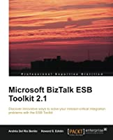 Microsoft BizTalk ESB Toolkit 2.1 Front Cover
