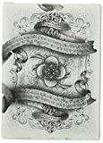 Arcane Playing Cards (White Deck) by Ellusionist