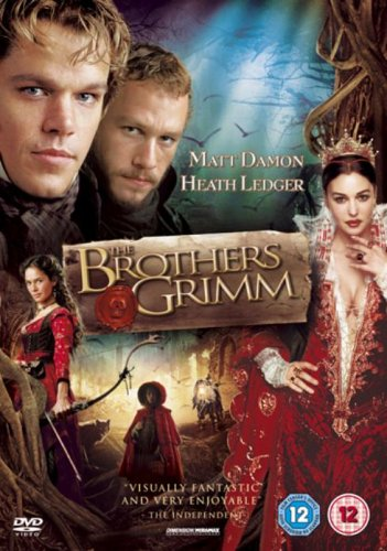 review the brothers grimm kevinfoyle. Black Bedroom Furniture Sets. Home Design Ideas
